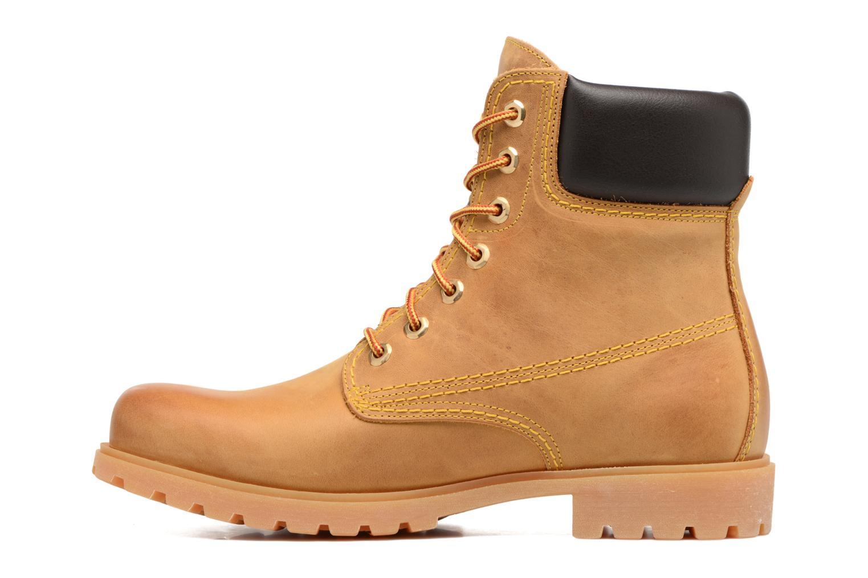 Bottines et boots Panama Jack Panama 03 C1 Jaune vue face