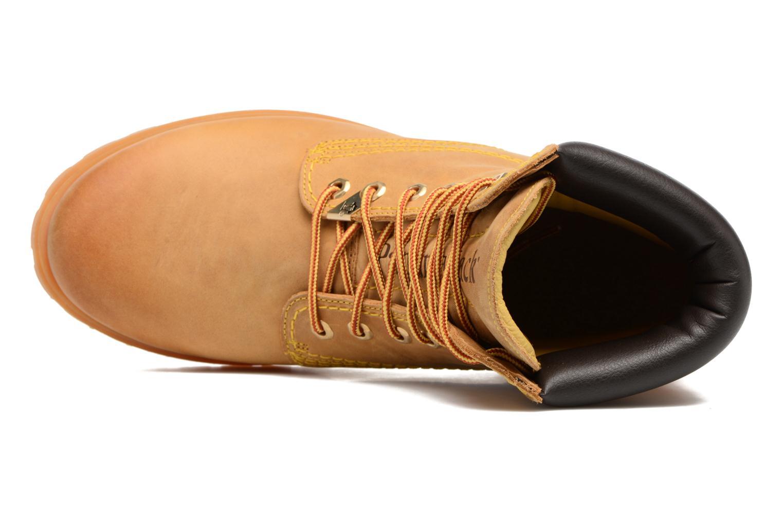 Bottines et boots Panama Jack Panama 03 C1 Jaune vue gauche