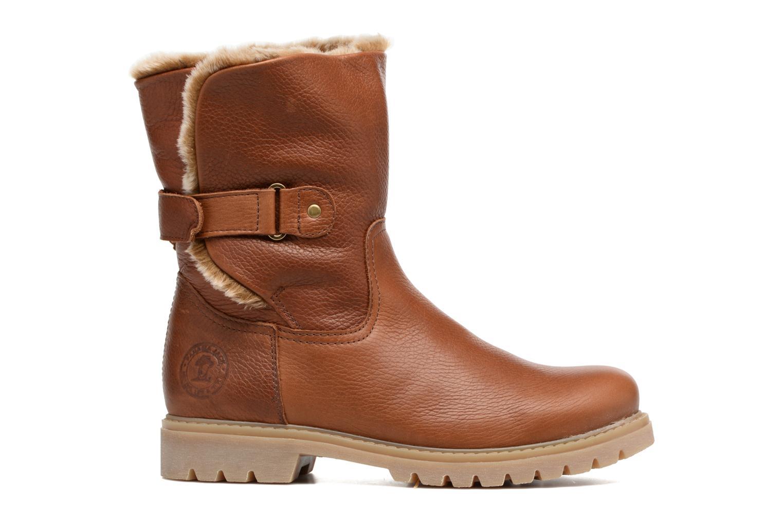 Bottines et boots Panama Jack Felia Marron vue derrière
