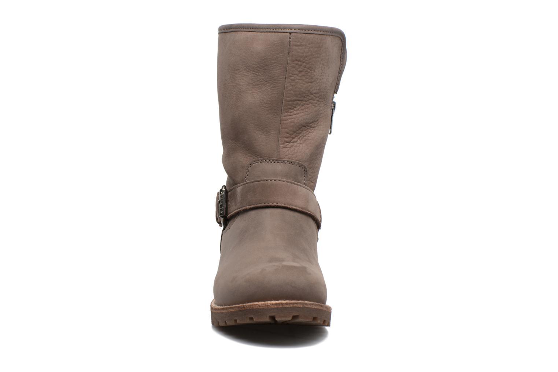 Bottines et boots Panama Jack Singapur Igloo B30 Gris vue portées chaussures