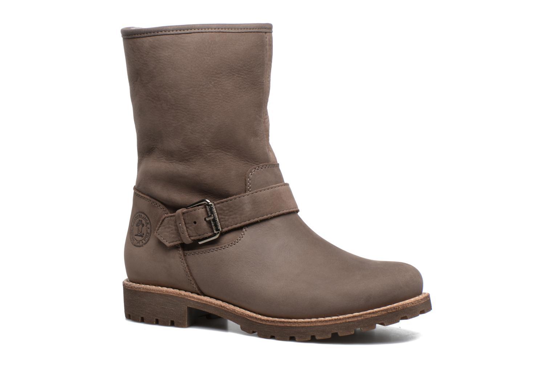 Panama Jack Singapur Igloo B30 (Gris) - Bottines et boots chez Sarenza (301063)