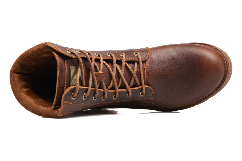 Bottines et boots Panama Jack Phoebe Marron vue gauche