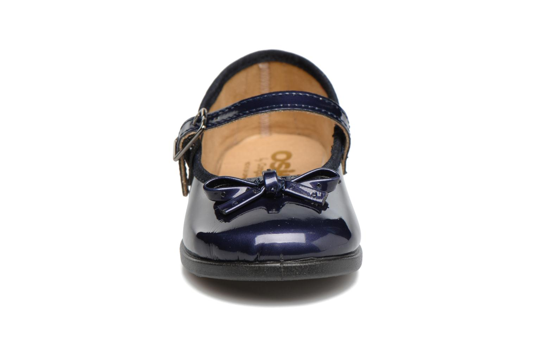 Ballerines Osito by Conguitos Lola Bleu vue portées chaussures