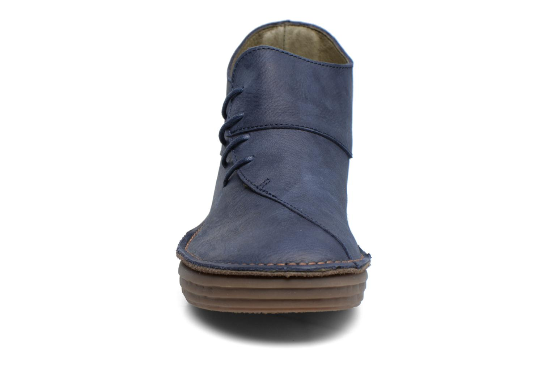 Bottines et boots El Naturalista Rice Field NF81 Bleu vue portées chaussures