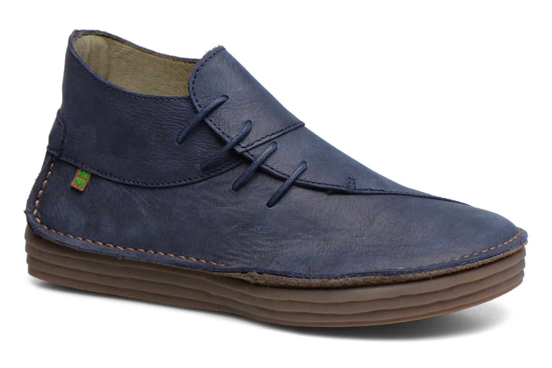 Bottines et boots El Naturalista Rice Field NF81 Bleu vue détail/paire