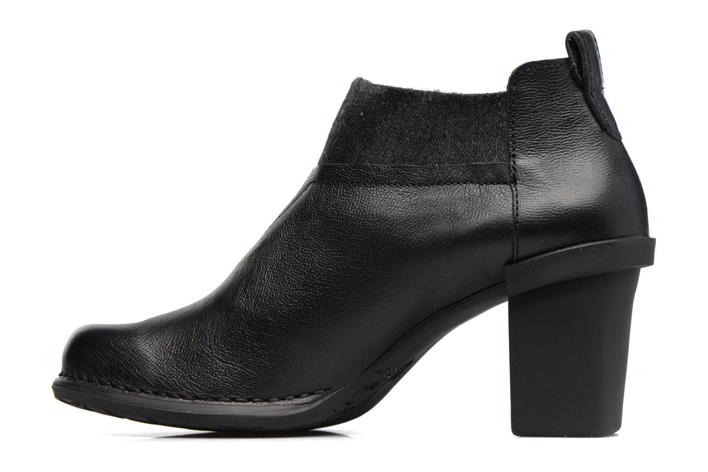Bottines et boots El Naturalista Nectar N5140 Noir vue face