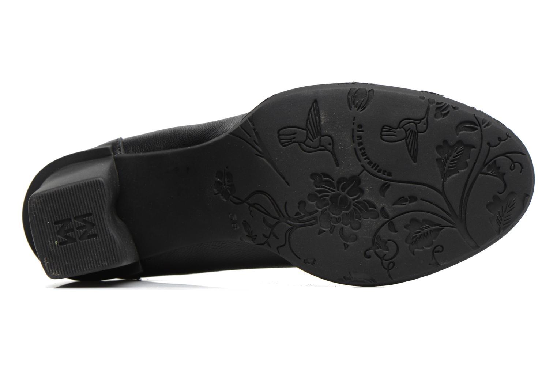 Bottines et boots El Naturalista Nectar N5140 Noir vue haut