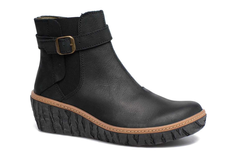 Zapatos de mujer baratos zapatos de mujer El Naturalista Myth Yggdrasil N5133 (Negro) - Botines  en Más cómodo