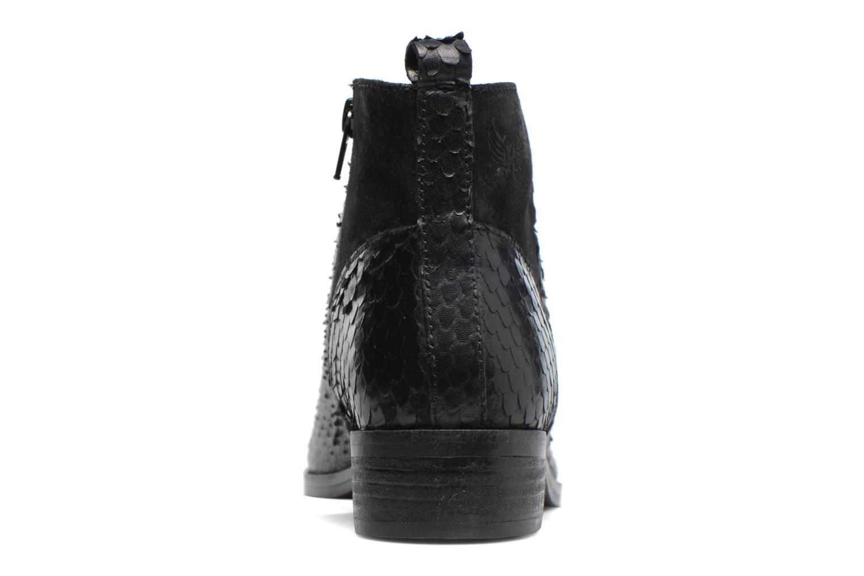 Bottines et boots Kaporal Nathalie Noir vue droite