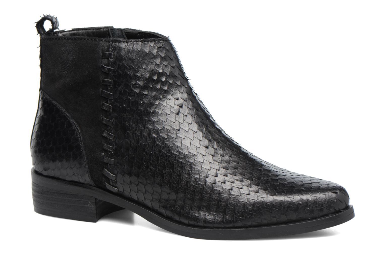 Bottines et boots Kaporal Nathalie Noir vue détail/paire