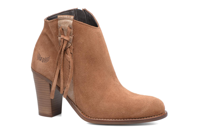 Kaporal Texane (Marron) - Bottines et boots chez Sarenza (301142)