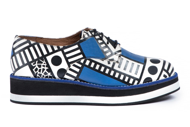 ZapatosMade by SARENZA Made by Sarenza (Multicolor) X Camille Walala Derby (Multicolor) Sarenza - Zapatos con cordones   Venta de liquidación de temporada 9c3f4c