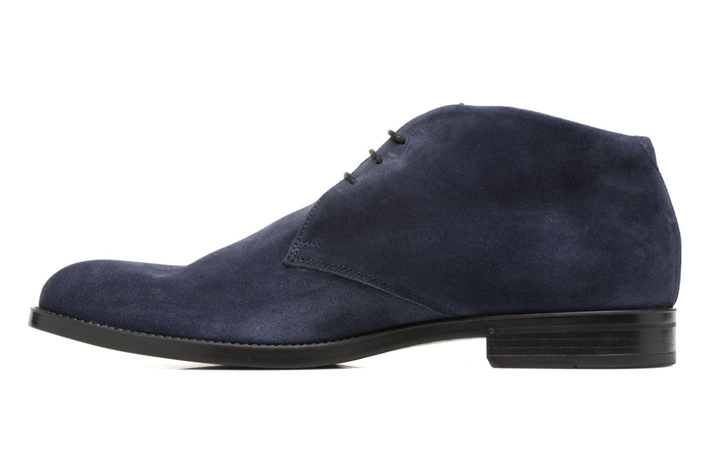 Chaussures à lacets Marvin&Co Tellington Bleu vue face