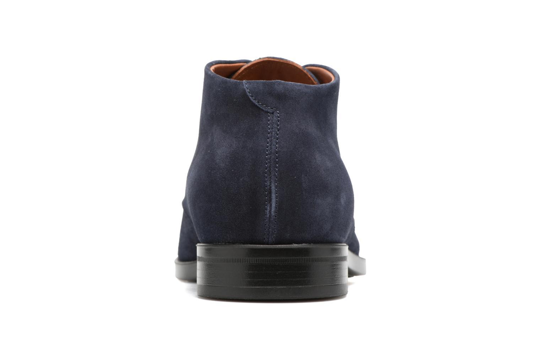 Chaussures à lacets Marvin&Co Tellington Bleu vue droite