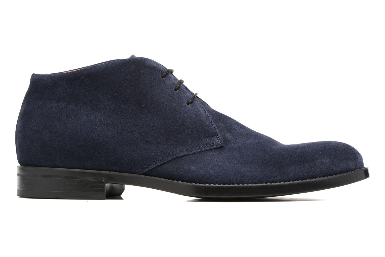 Chaussures à lacets Marvin&Co Tellington Bleu vue derrière