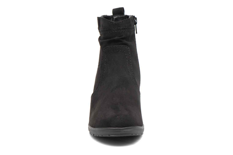Bottines et boots Jana shoes Alec Noir vue portées chaussures
