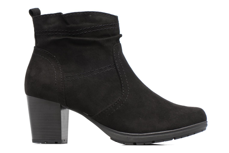 Bottines et boots Jana shoes Alec Noir vue derrière