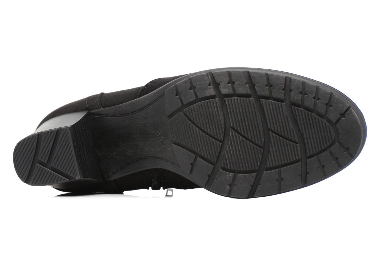 Bottines et boots Jana shoes Alec Noir vue haut