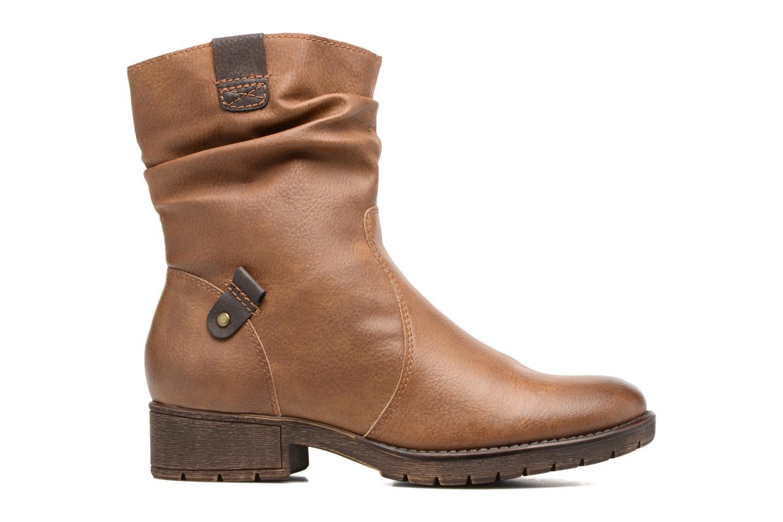Bottines et boots Jana shoes Lino Marron vue derrière