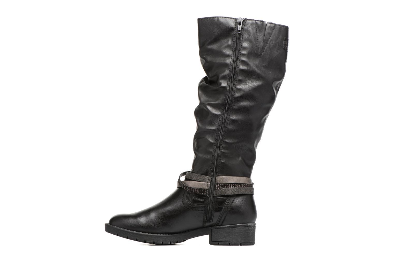 Bottes Jana shoes Yelena Noir vue face