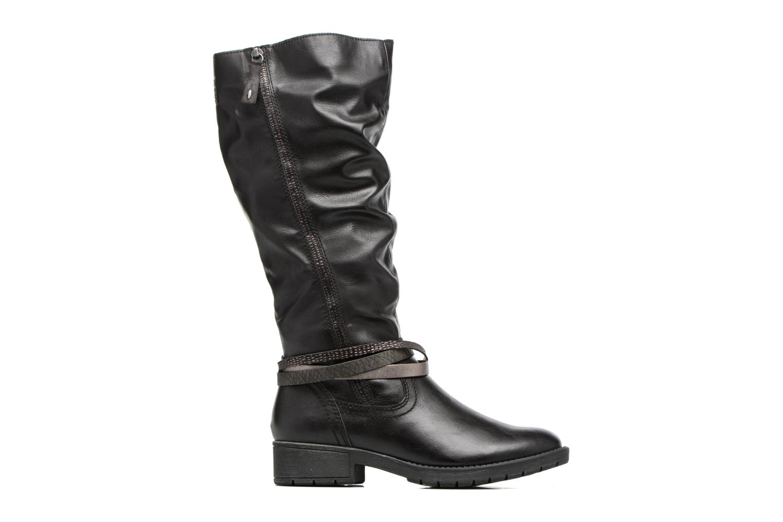 Bottes Jana shoes Yelena Noir vue derrière