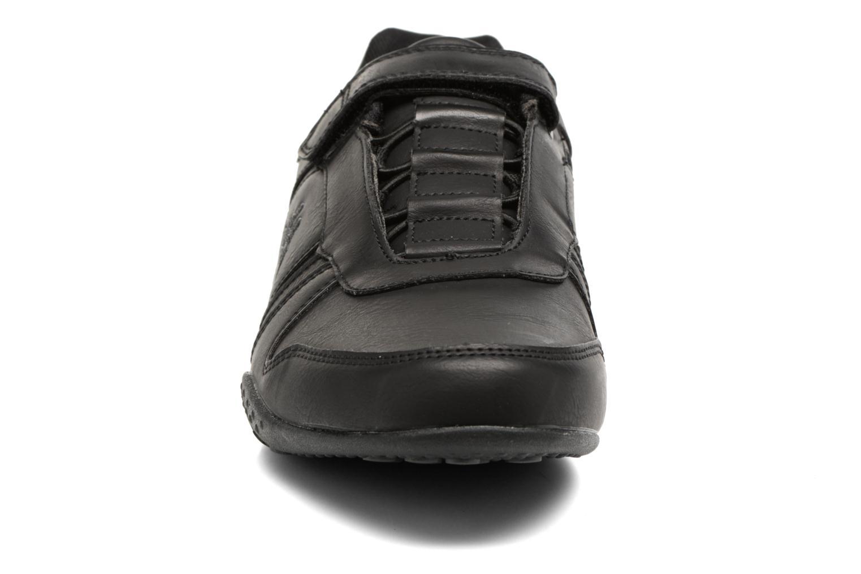 Baskets Kappa Parhelie Ev Noir vue portées chaussures