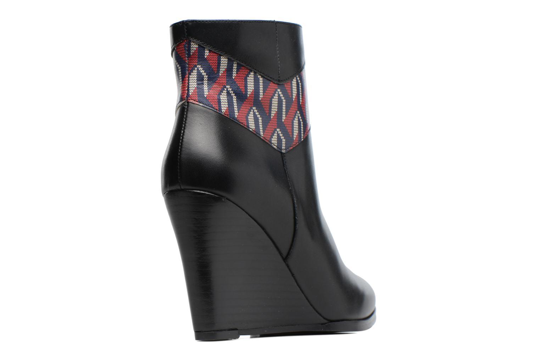 Bottines et boots Made by SARENZA Winter Ski #13 Multicolore vue face