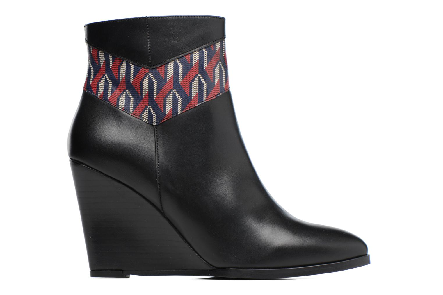 Ankle boots Made by SARENZA Winter Ski #13 Multicolor detailed view/ Pair view