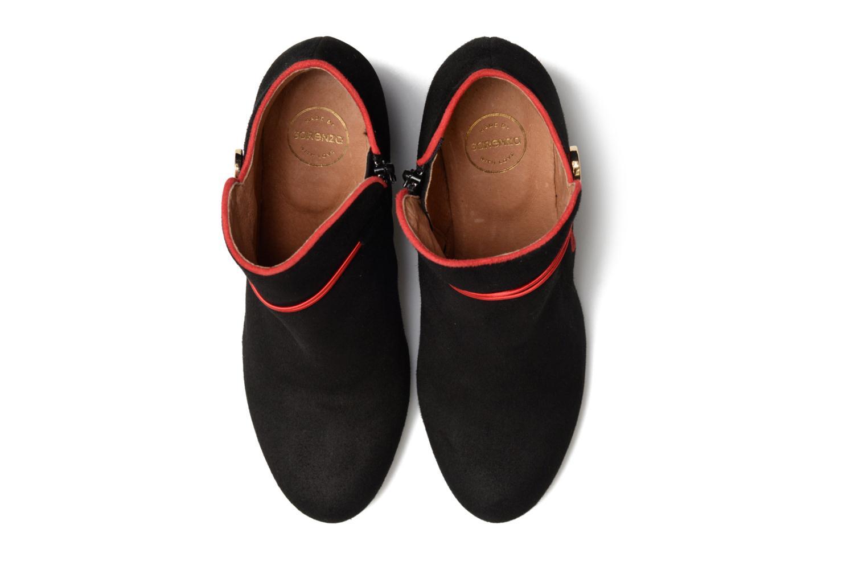 Bottines et boots Made by SARENZA Boots Camp #7 Noir vue portées chaussures