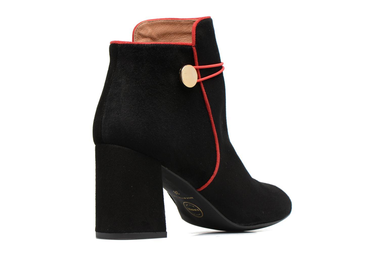 Bottines et boots Made by SARENZA Boots Camp #7 Noir vue face
