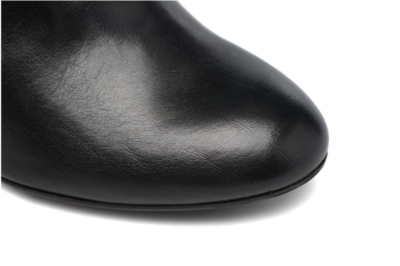 Bottines et boots Made by SARENZA Boots Camp #10 Noir vue gauche