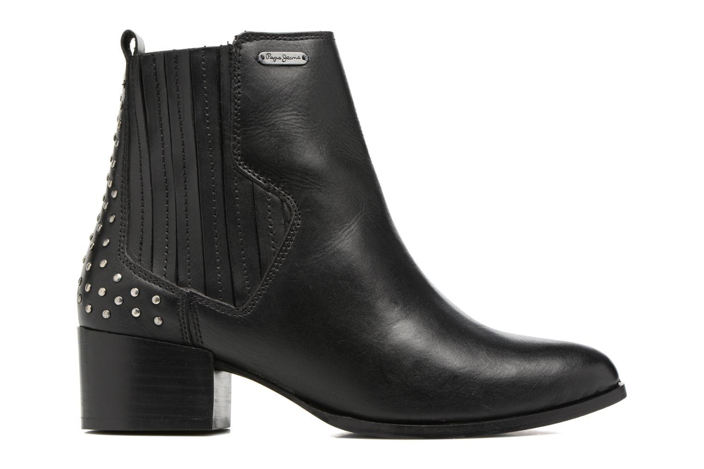 Bottines et boots Pepe jeans WATERLOO STRETCH Noir vue derrière