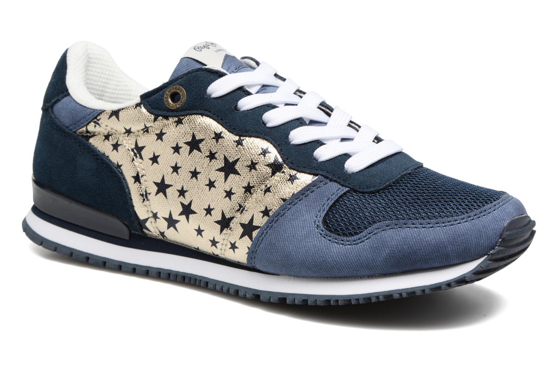 Grandes descuentos últimos zapatos Pepe jeans Gable Galactic (Azul) - Deportivas Descuento