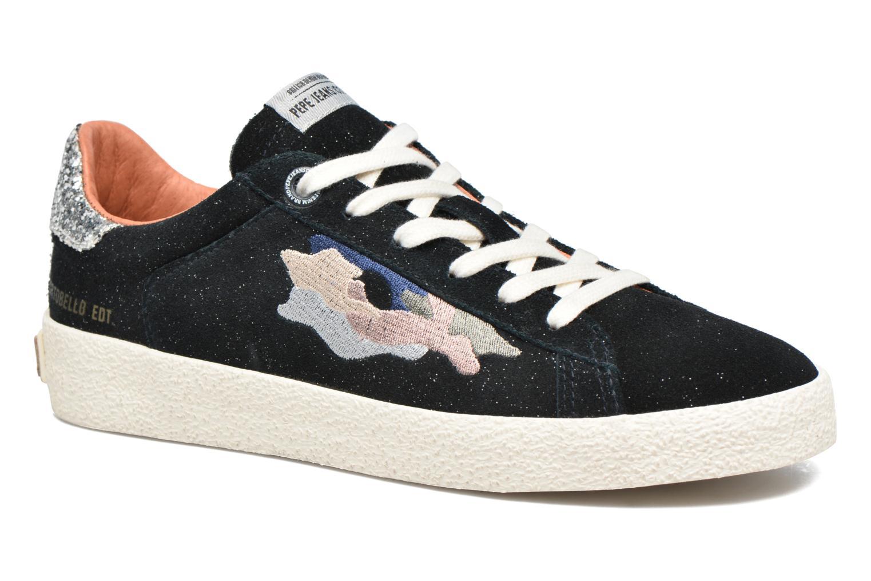Grandes descuentos últimos zapatos Pepe jeans PORTOBELLO EDT BARTLE (Negro) - Deportivas Descuento