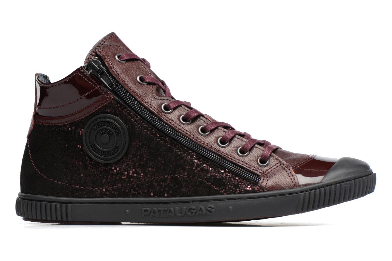 Sneakers Pataugas Bono Bordò immagine posteriore