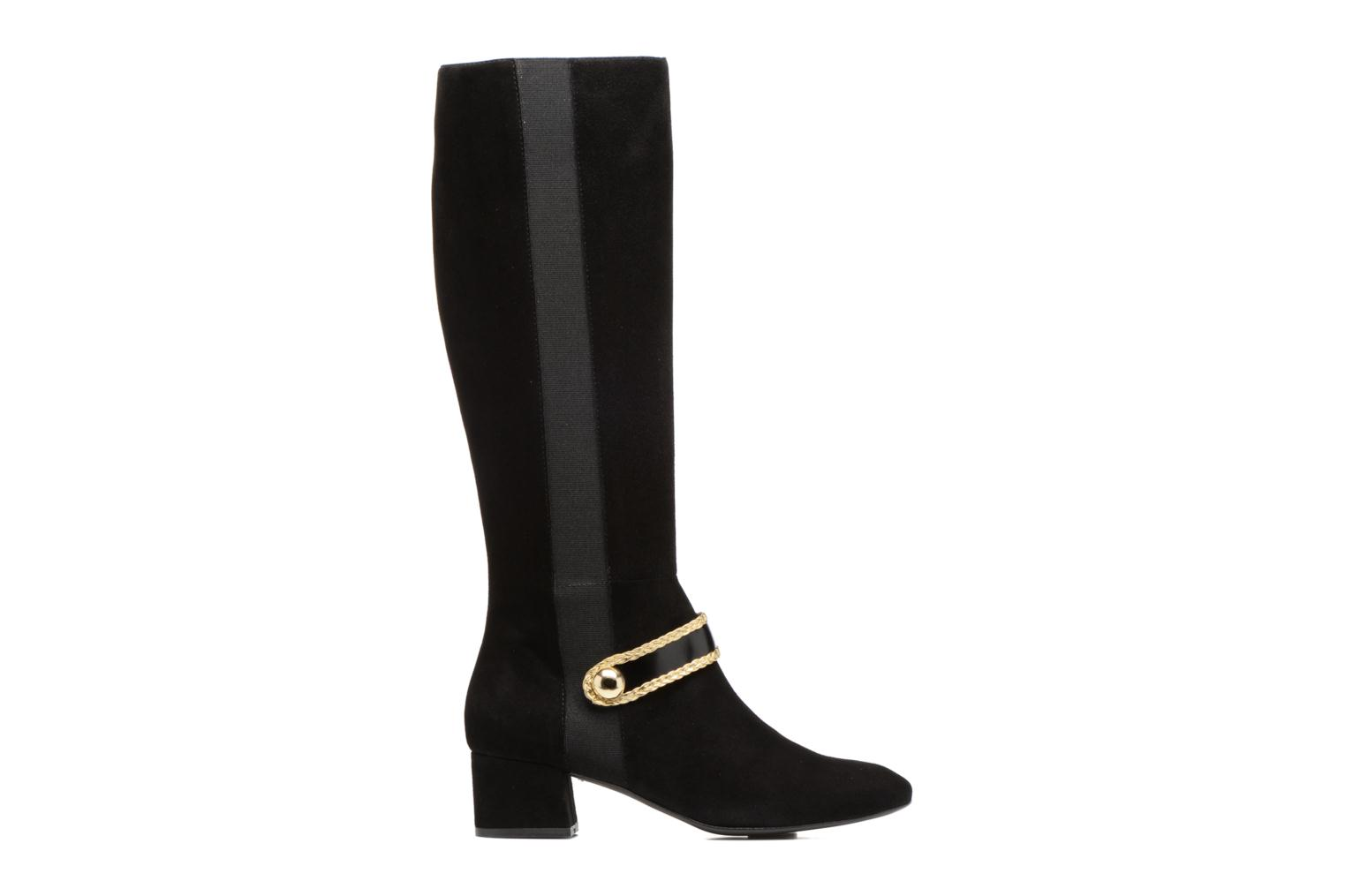 Marques Chaussure femme Made by SARENZA femme Boots Camp #5 Cuir velours marine