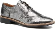 Lace-up shoes Women Newton perfo Diamond