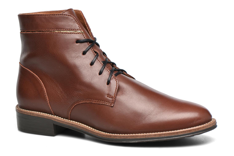 Newton Boots, Bottines Chelsea Femme, Marron (Cognac), 38 EUSchmoove