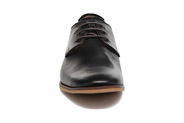 Chaussures à lacets Schmoove Swan Derby Scotola Noir vue portées chaussures