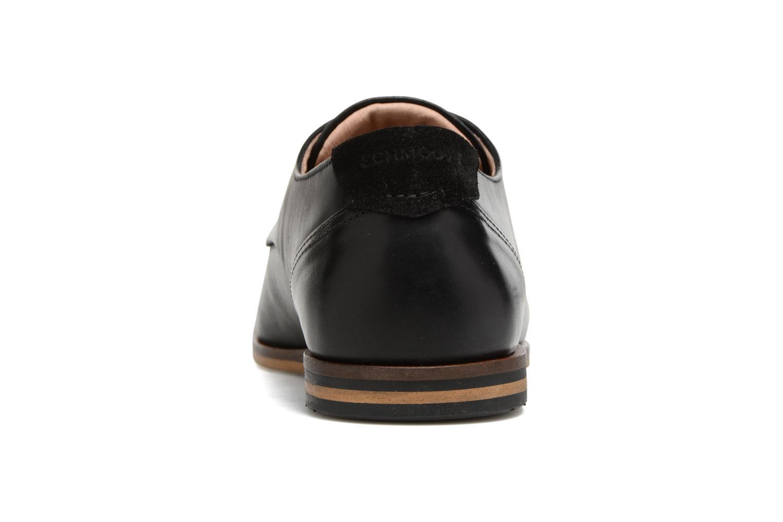 Chaussures à lacets Schmoove Swan Derby Scotola Noir vue droite