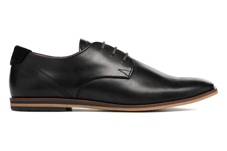 Chaussures à lacets Schmoove Swan Derby Scotola Noir vue derrière
