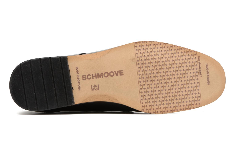 Chaussures à lacets Schmoove Swan Derby Scotola Noir vue haut