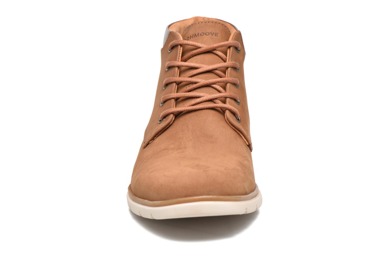 Boots en enkellaarsjes Schmoove Shaft Mid Bruin model