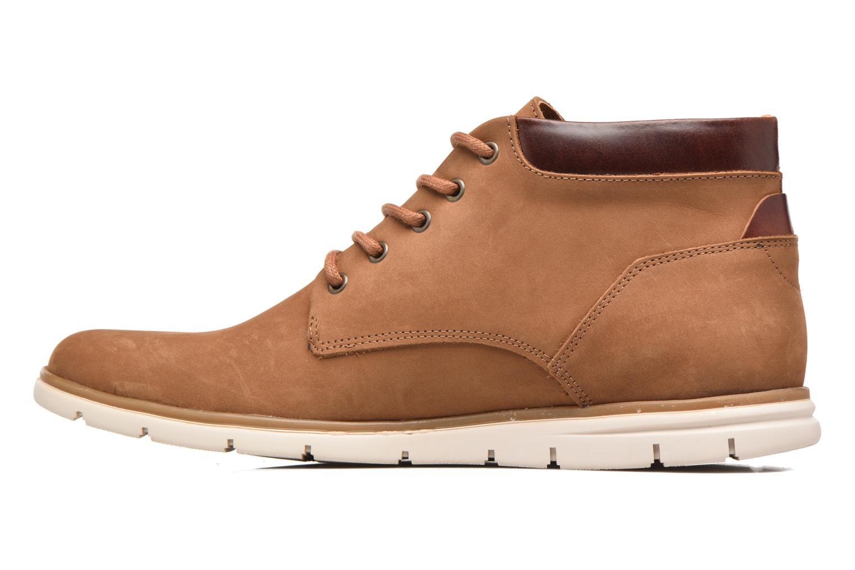 Boots en enkellaarsjes Schmoove Shaft Mid Bruin voorkant