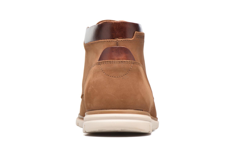 Bottines et boots Schmoove Shaft Mid Marron vue droite