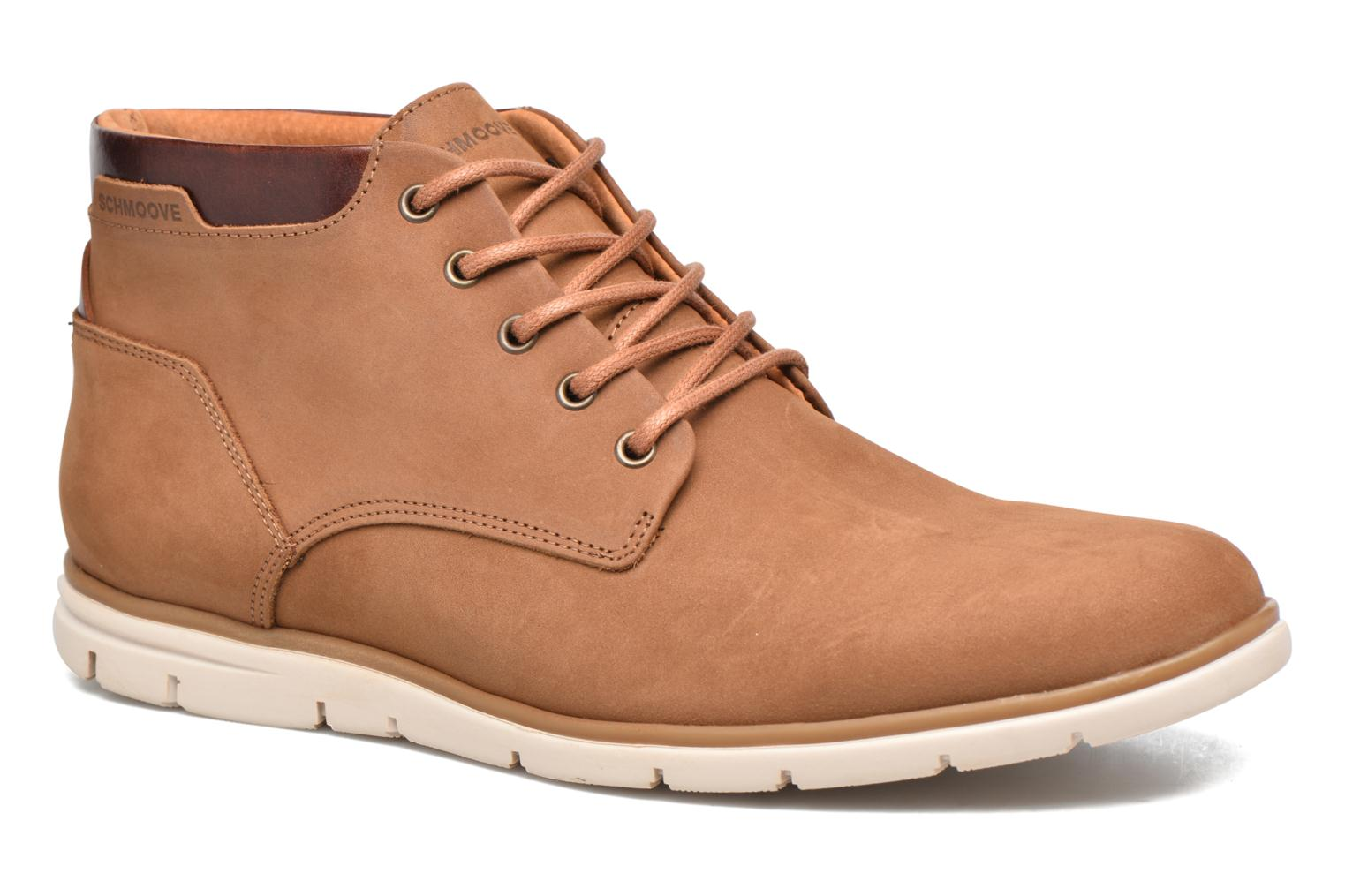 Shaft Mid Nubuck Cafe Horse