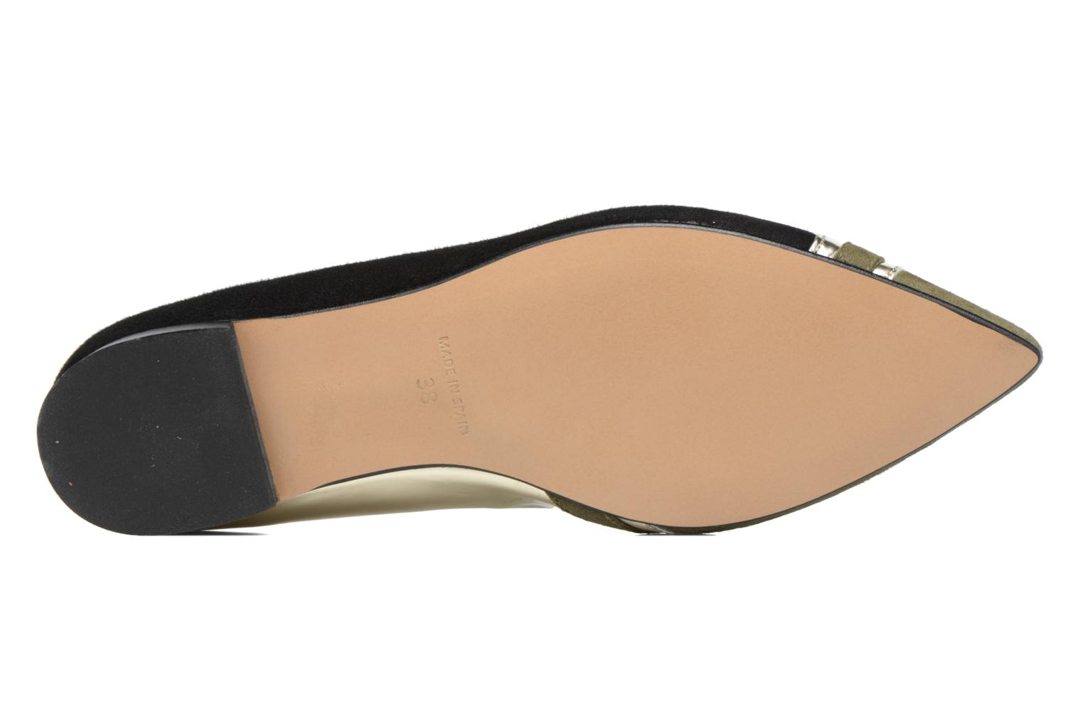Ballet pumps Made by SARENZA Legit Legion #1 Black view from above
