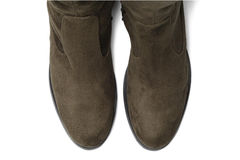 Bottes Made by SARENZA Boots Camp #6 Vert vue portées chaussures