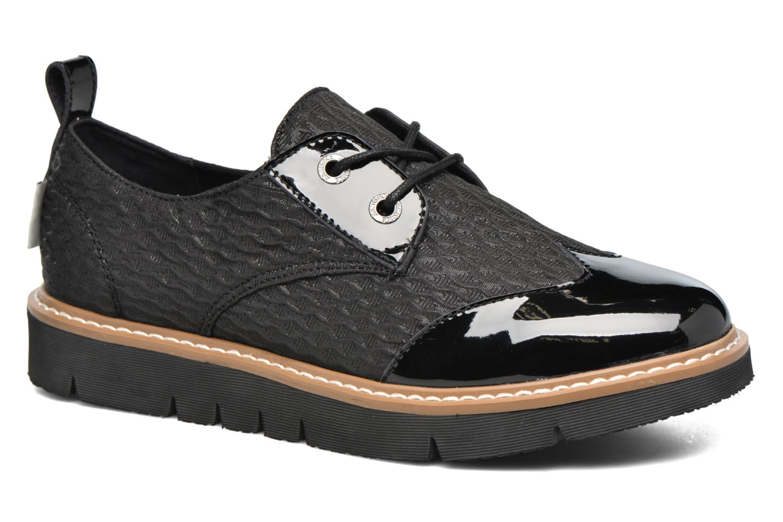 Chaussures à lacets Armistice Fox derby palace Noir vue détail/paire