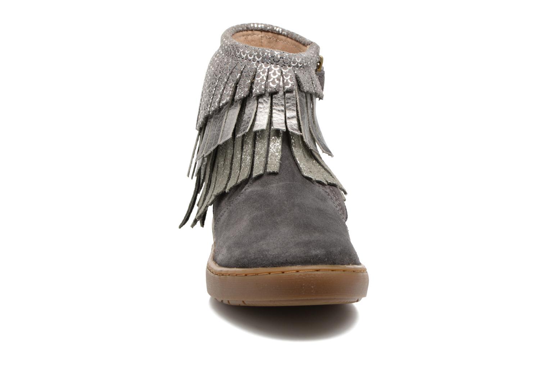 Bottines et boots Shoo Pom Play Huron Gris vue portées chaussures